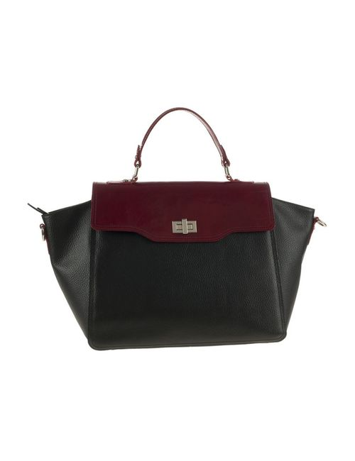 FLORENCE BAGS | Женская Чёрная Сумка