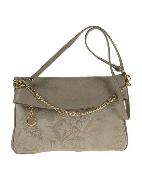 FLORENCE BAGS | Женская Серая Сумка