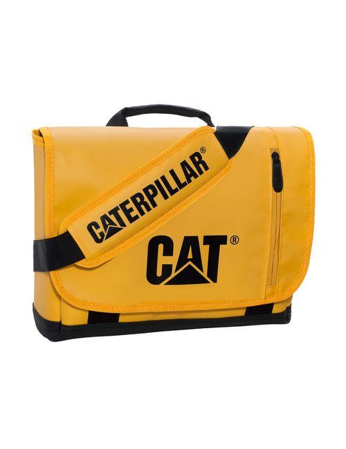 Caterpillar | Женская Жёлтая Сумка На Плечо