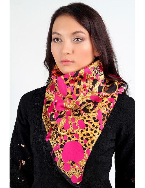 Versace | Женский Розовый Платок