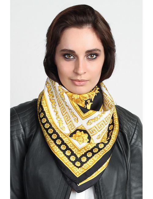 Versace | Женский Чёрный Платок