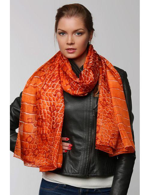 Gherardini | Женский Оранжевый Палантин