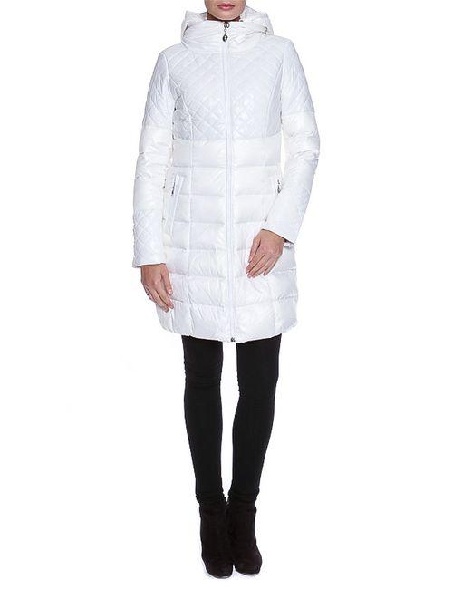 Neohit | Женское Белое Пальто Пуховое