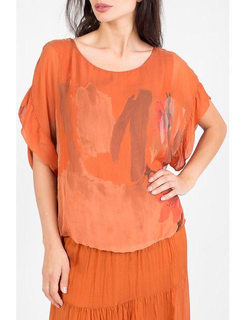 Amado Barcelona   Женская Оранжевая Блуза