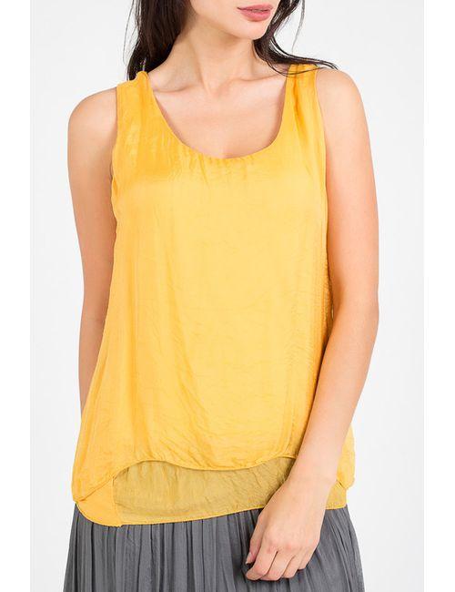 Amado Barcelona | Женская Жёлтая Блуза