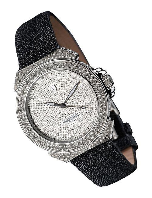 Lancaster   Женские Серебряные Часы
