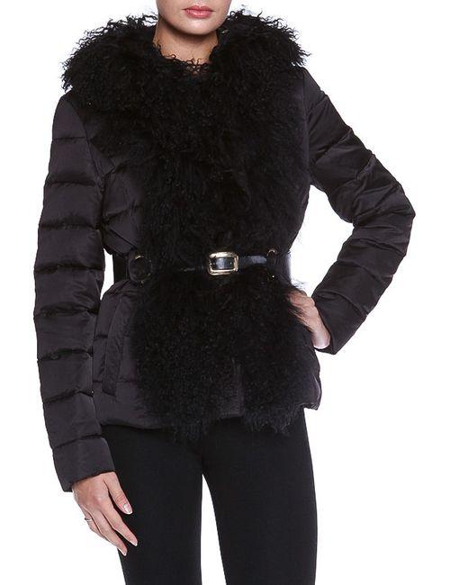 Acasta | Женская Чёрный Куртка Пуховая