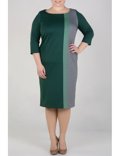 Spicery | Женское Зелёное Платье Далия
