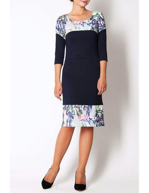 Spicery | Женское Синее Платье Симона