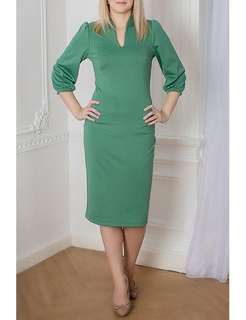 Spicery | Женское Зелёное Платье Сандра