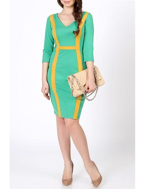 Spicery | Женское Зелёное Платье Дионисия