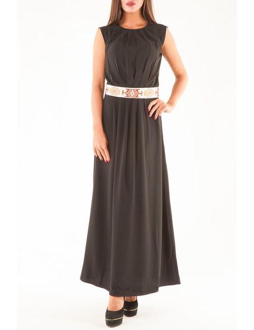 GLAM GODDESS | Женское Чёрное Платье