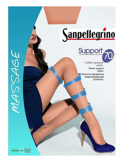 Sanpellegrino | Женские Многоцветные Колготки 5 Шт.
