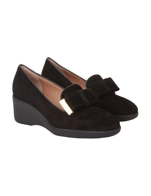 Donna Serena | Женские Чёрные Туфли