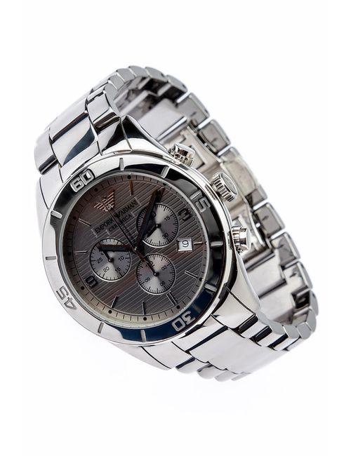 Emporio Armani | Мужские Серебряные Часы