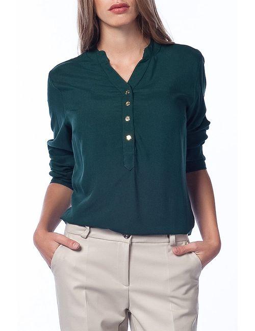 Pitti | Женская Зелёная Блуза