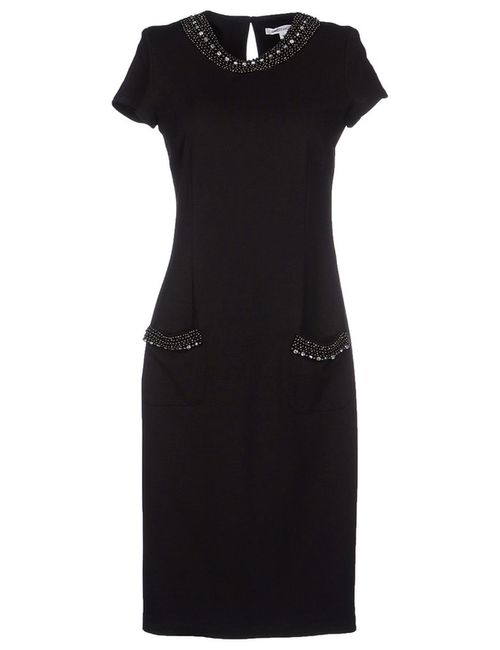 Cristinaeffe | Женское Чёрное Платье