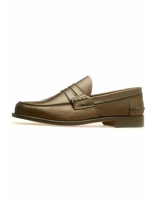 BELSIRE MILANO | Мужские Коричневые Ботинки