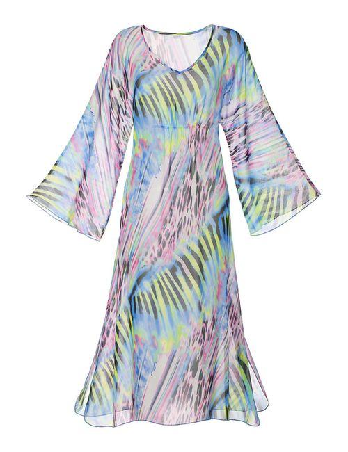 Madeleine | Женское Многоцветное Платье