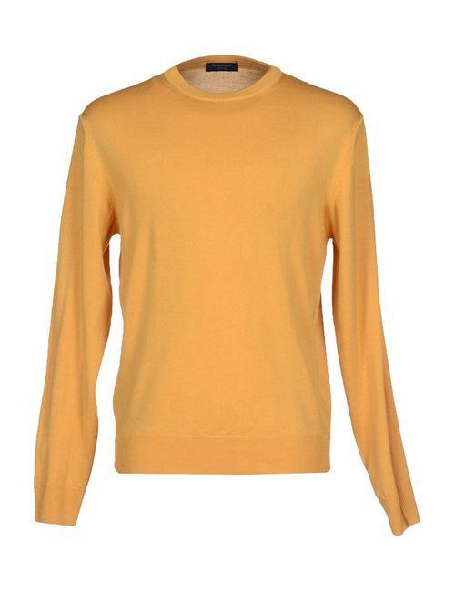 Edward Spiers | Мужской Оранжевый Пуловер