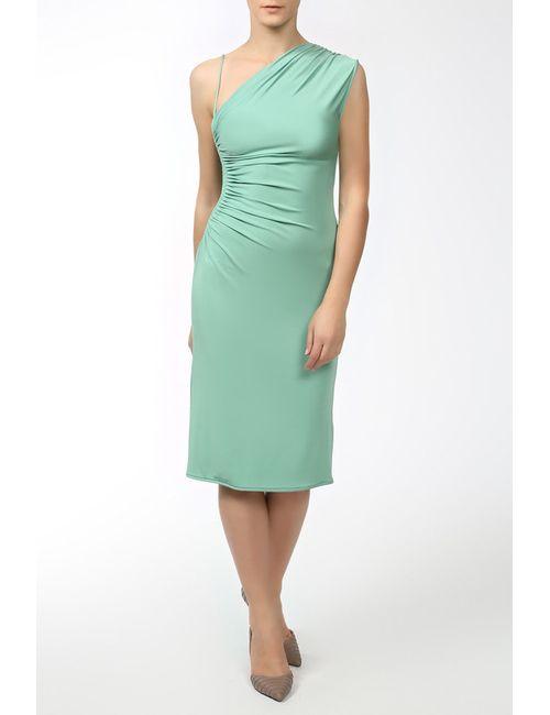 Giorgio Armani | Женское Зелёное Платье