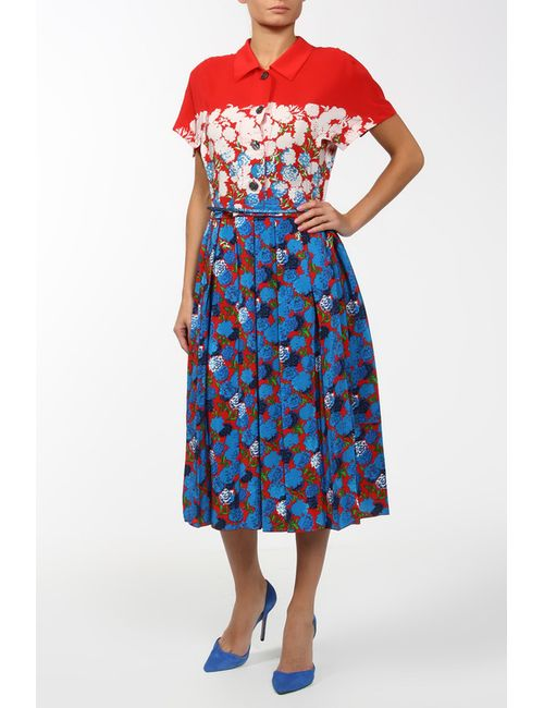 Marc Jacobs | Женское Красное Платье Ремень