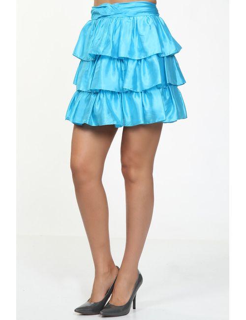 Ralph Lauren | Женская Голуба Юбка