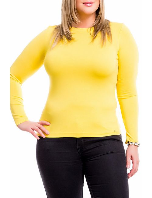 Mondigo   Женская Жёлтая Кофточка