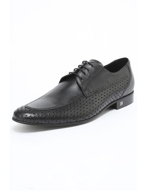 Conhpol   Мужские Чёрные Туфли