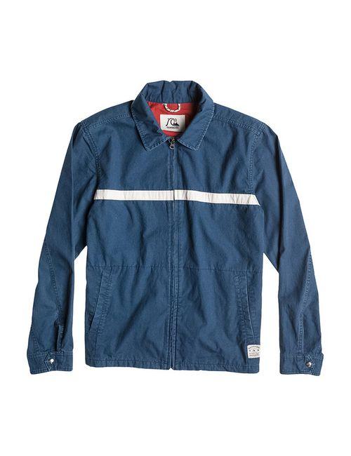 Quiksilver | Мужская Синяя Куртка