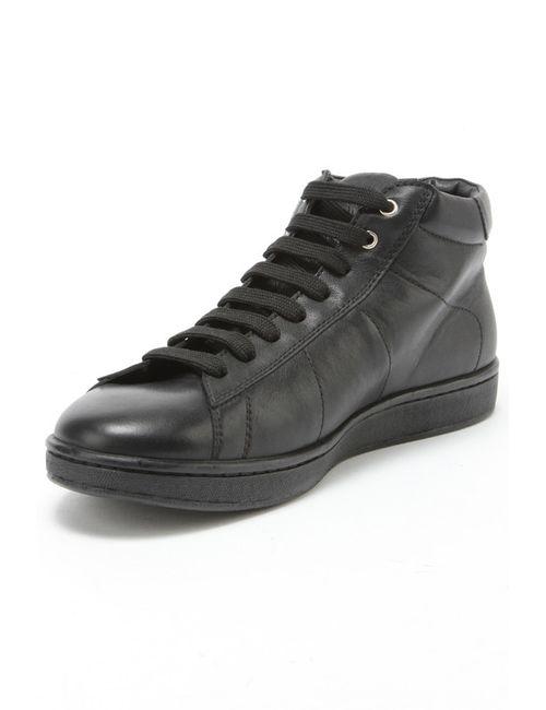 Piranha   Мужские Чёрные Ботинки