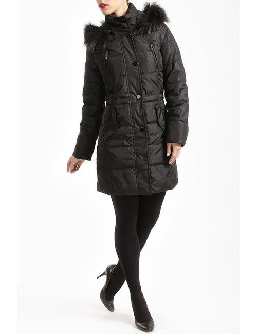 OPD | Женское Чёрное Пальто