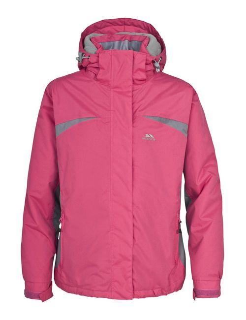 Trespass   Женская Розовая Куртка