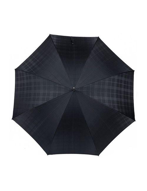 Pasotti | Мужской Чёрный Зонт