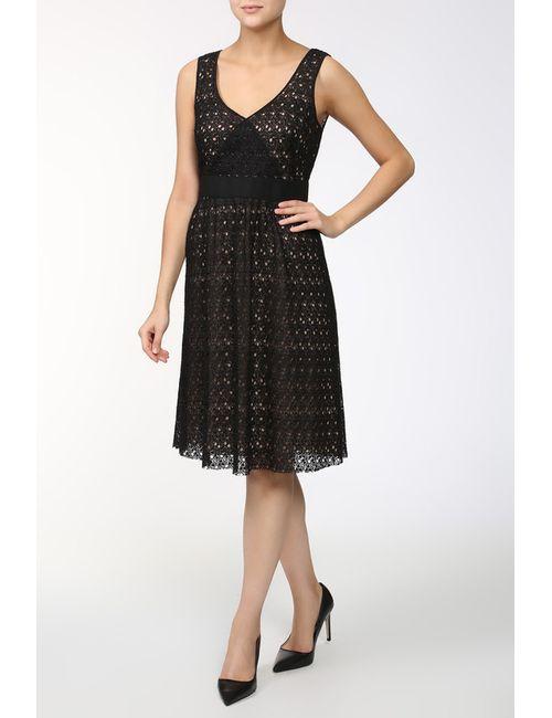 Akris Punto | Женское Чёрное Платье