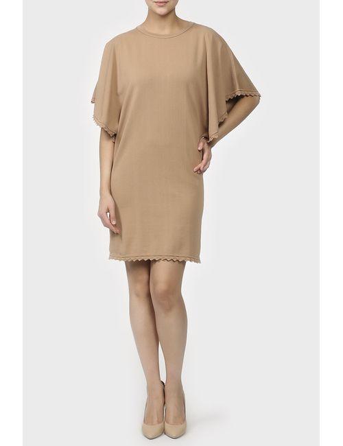 Chloe | Женское Многоцветное Платье Вязаное
