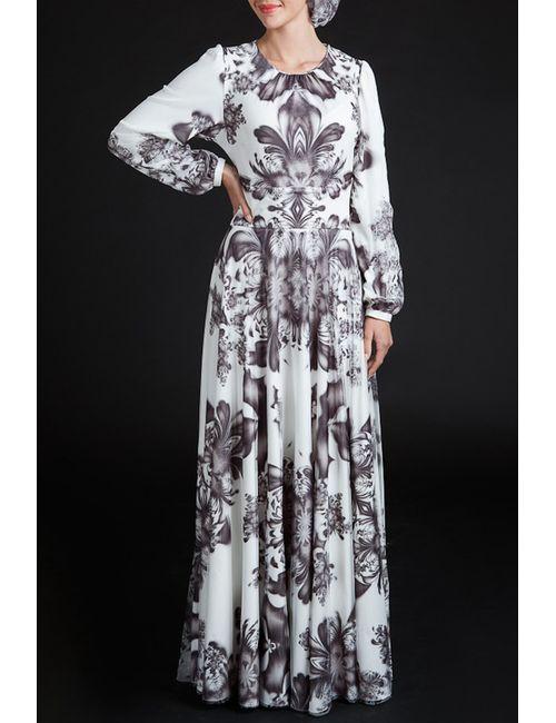 Bella Kareema   Женское Многоцветное Платье