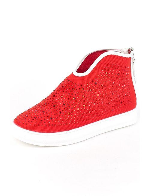 Vita Ricca | Женские Красные Ботинки
