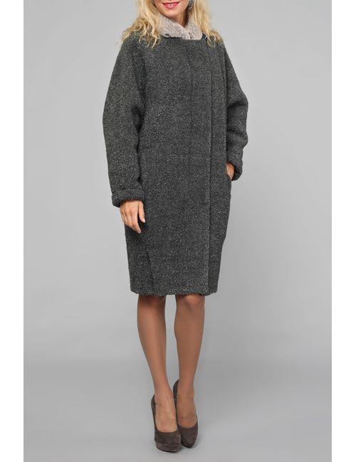 Kata Binska | Женское Серое Пальто