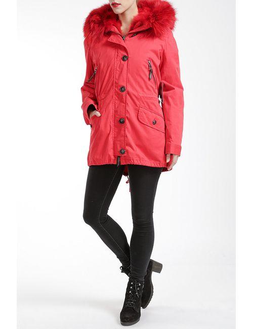 Blonde No.8 | Женская Красная Куртка