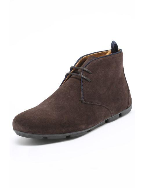 Giorgio Armani | Мужские Коричневые Ботинки