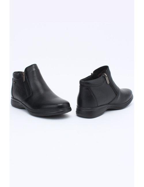SHOIBERG   Мужские Чёрные Ботинки