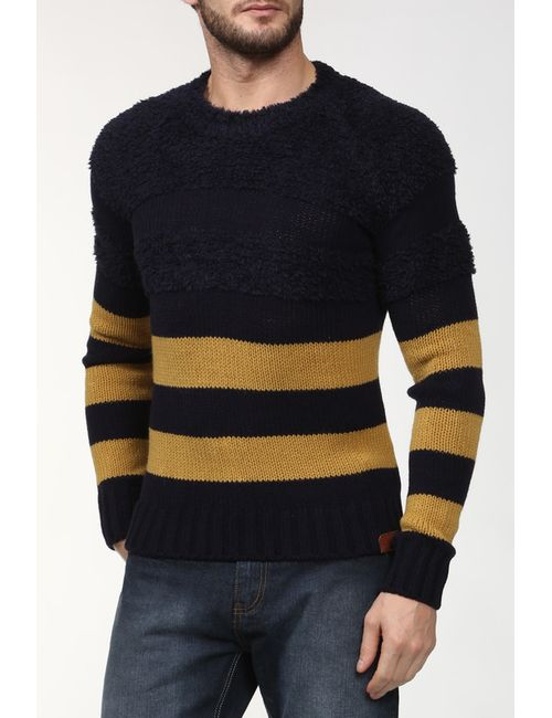 Diesel   Мужской Многоцветный Пуловер
