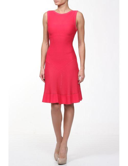 Alaïa | Женское Розовое Платье
