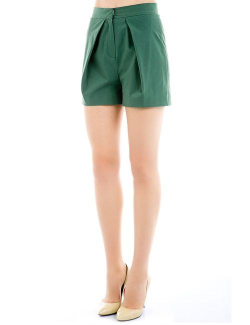 Tsurpal | Женские Зелёные Шорты