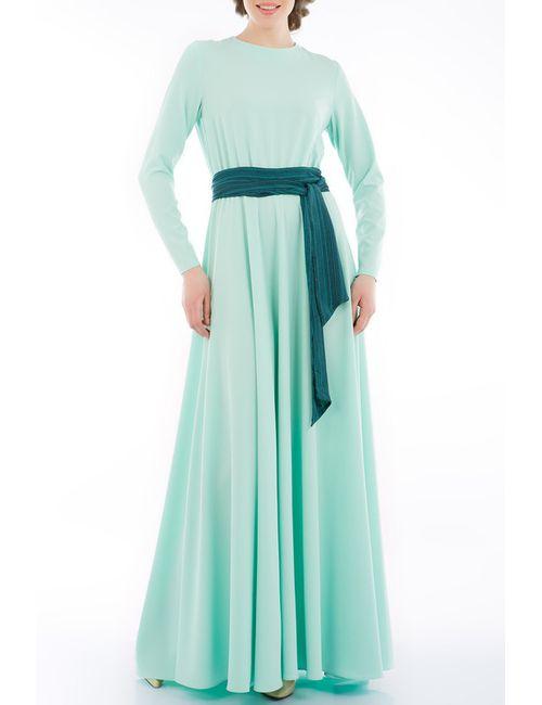 Tsurpal | Женское Зелёное Платье