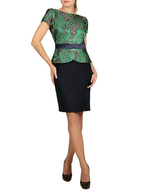 Lamiavita   Женское Зелёное Платье
