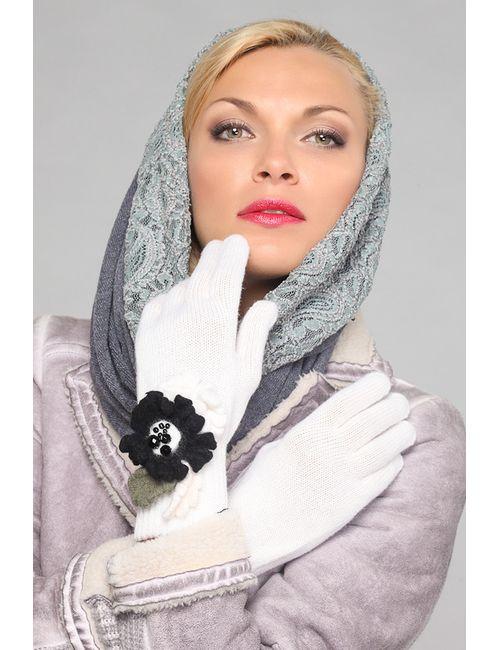 Lak Miss | Женские Белые Перчатки