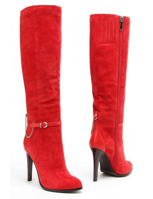 Dali | Женские Красные Сапоги