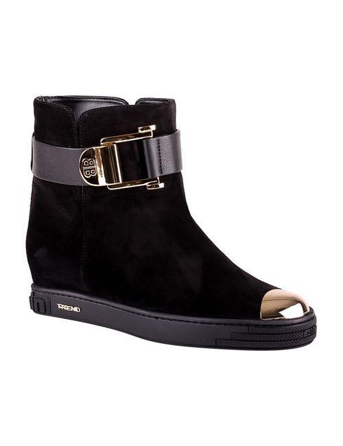 Baldinini | Женские Чёрные Ботинки